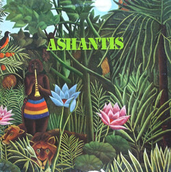 Ashantis - Same - Complete LP