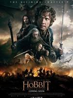 Le Hobbit La Bataille des Cinq Armées affiche