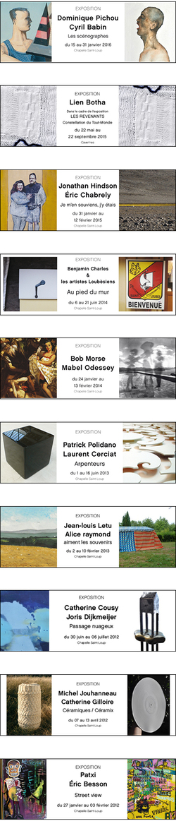 Les expositions archives page 4