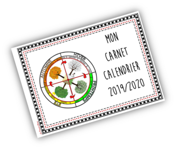 Carnet Calendrier 2018/ 2019