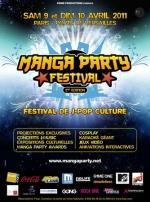 manga party 2011
