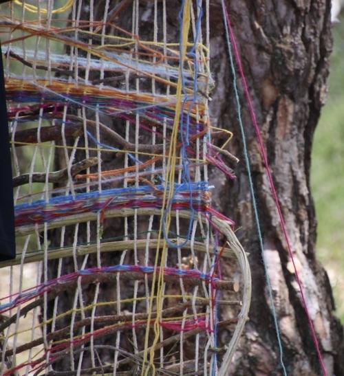 Land art à Buthiers