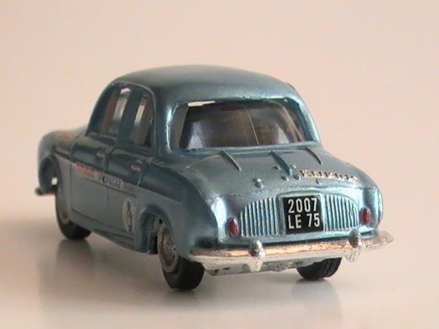 L'âge d'or des voitures françaises, les hors collection.