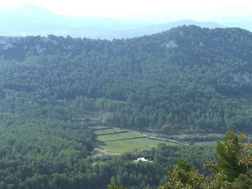 Plateau de la Sérignane