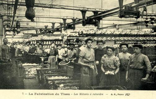 Carte postale de 1910