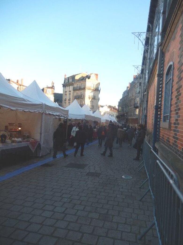 Limoges: Son marché de noël au cœur de la ville du 11 au 24 Décembre 2015  (2/2)