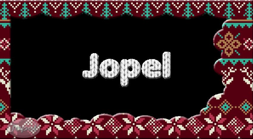 La suite de mon tricot cadres no:2 par Jopel
