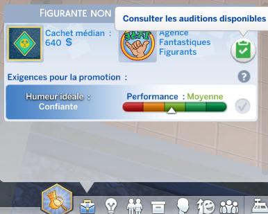 """Carrière """"Acteur"""""""