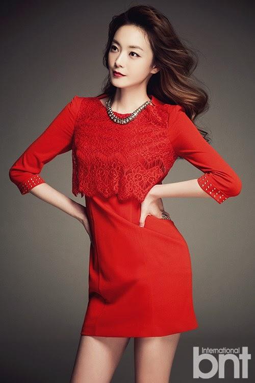 Jeon So Min pour bnt International