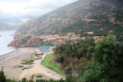 Le golfe de Porto en Corse (photos)