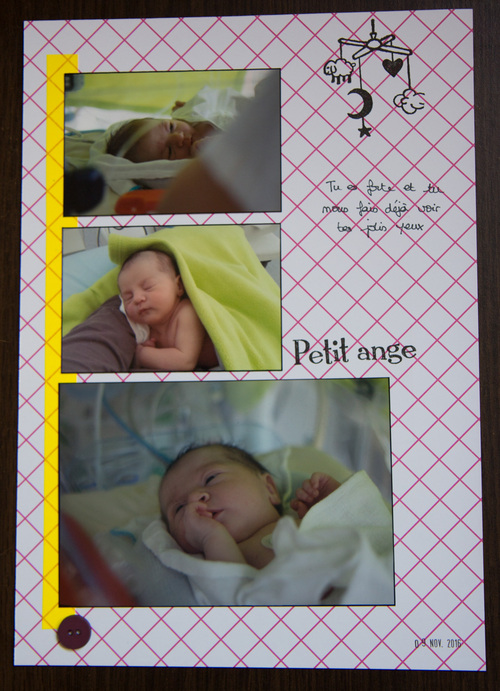 Mylène - Scrap : Album Julia (1)