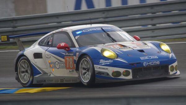 Le Mans 2016 III