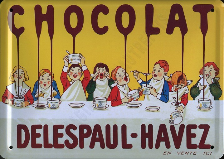 https://www.plaque-emaillee.fr/2684/plaque-metal-publicitaire-15x21cm-plate-chocolat-delespaul-havez.jpg