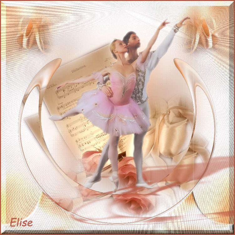 Mes créas : Le plaisir de la danse