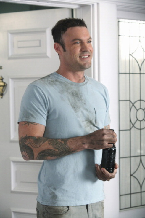 "Brian Austin Green dans ""Desperate Housewives""."