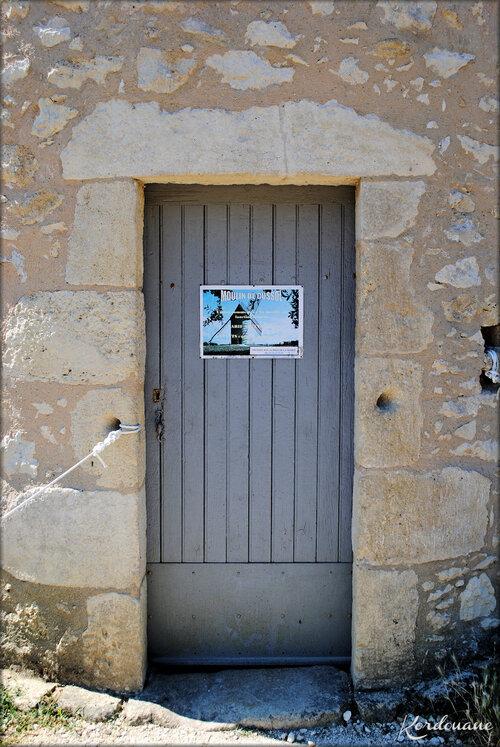 Photos moulin de Cussol - Verdelais (Gironde)