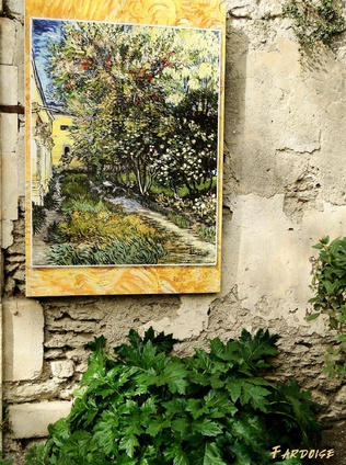 Présence de Van Gogh à Saint Rémy