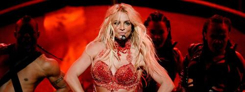 Britney Spears balance le single Private Show