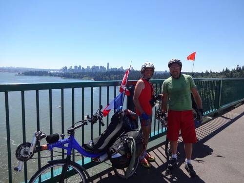 Dimanche 30 Vancouver-Squammish