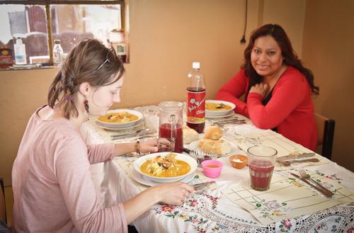 Arequipa : qu'est-ce qu'on mange...
