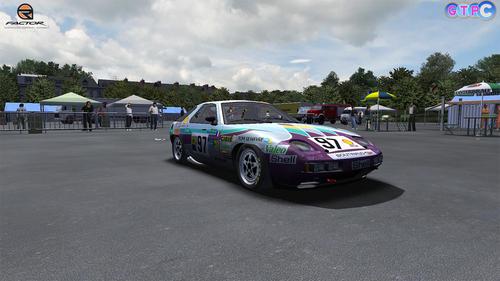 Porsche 928 s - Team Raymond Boutinaud