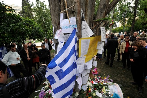 Grèce : 11 millions de morts vivants