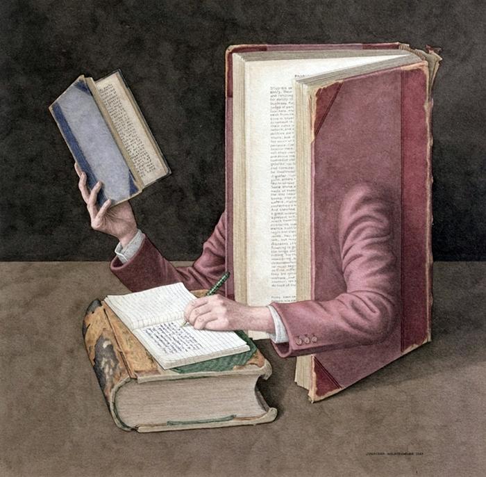 Jonathan Wolstenholme, 1950 | Les livres surréalistes