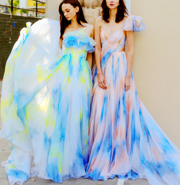 Révons avec ces magnifiques robes