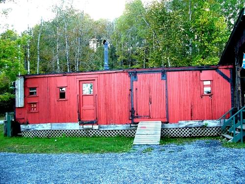 Canada-Québec : Un spectacle sous terre « les mines de Capelton » 1/2
