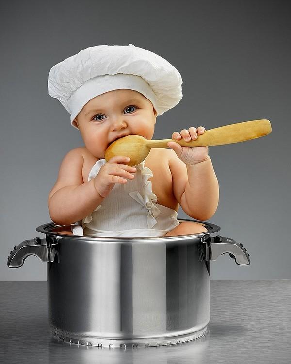 Le petit cuisinier