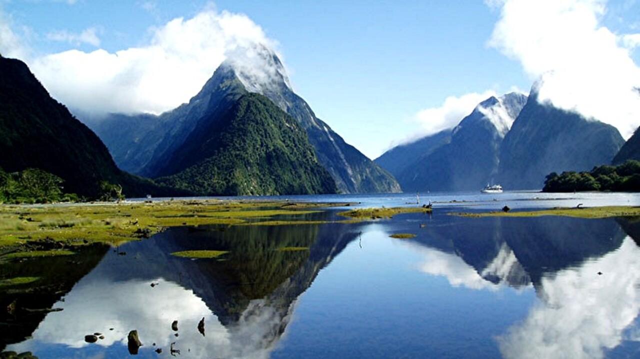 2 /  Nouvelle Zélande / Le Fiorland National Park