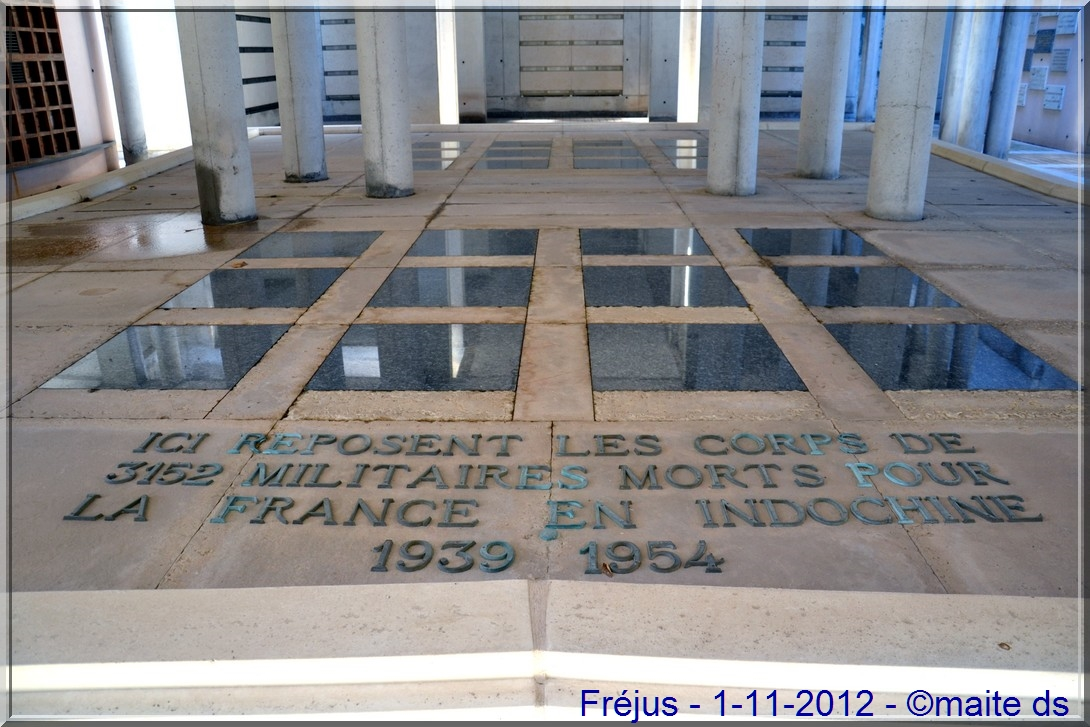 Mémorial des guerres en Indochine