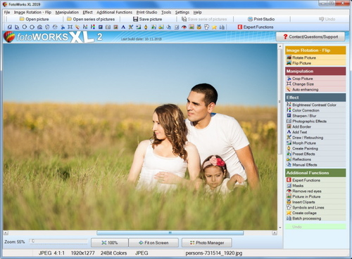 Your pictures deserve a good photo editing software