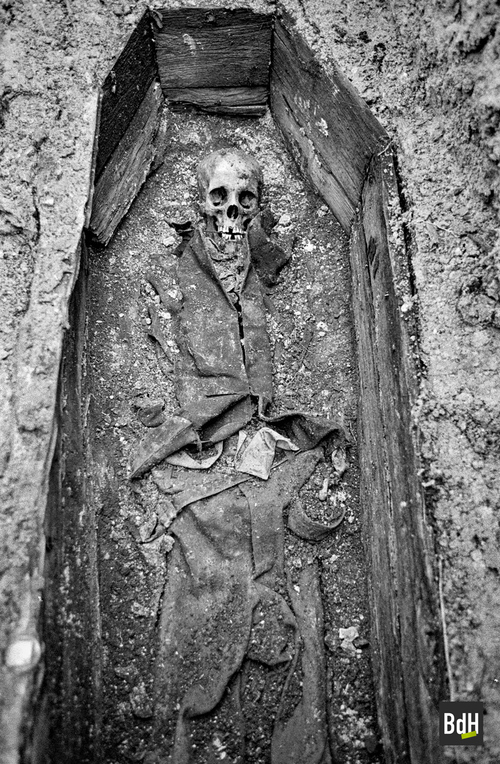 Un témoignage glaçant sur le deuxième cimetière de Cerizay....