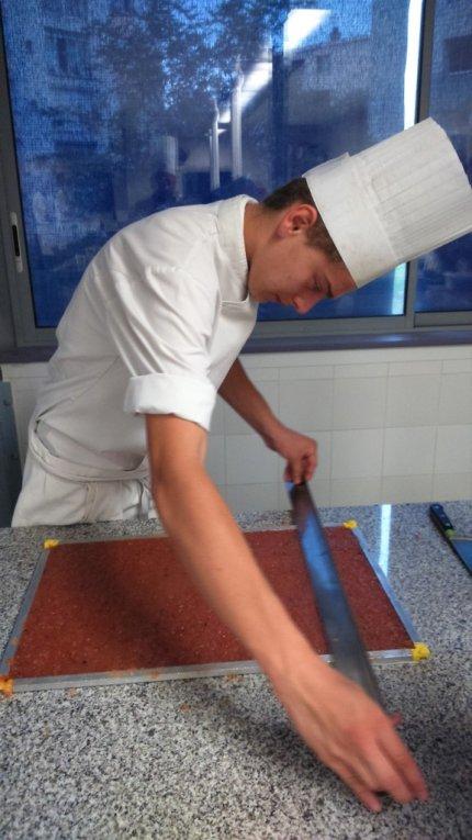 Préparation de la foire aux champignons