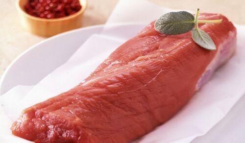 Filet mignon de porc tomates