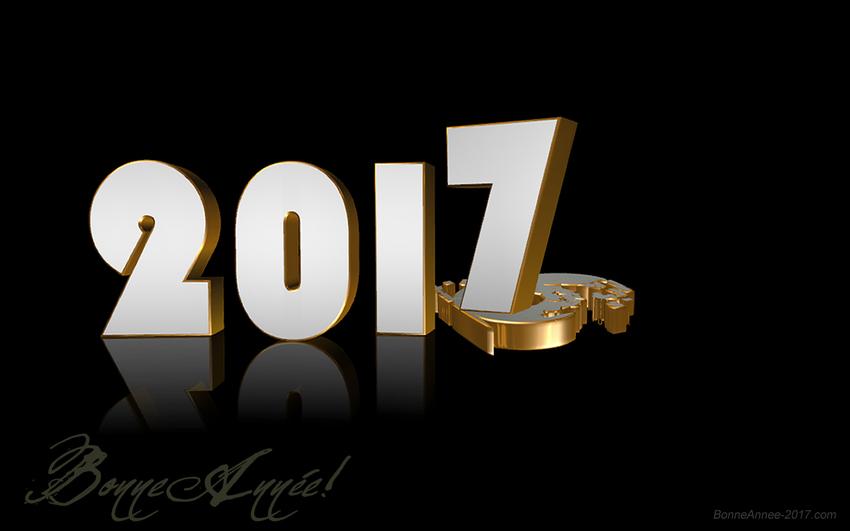 Bonne et Heureuse Année 2017 a vous tous et toutes