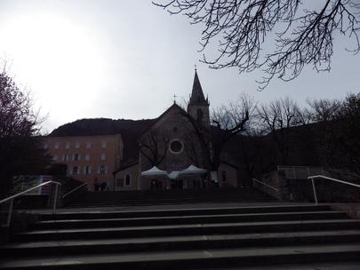 Sanctuaire Notre Dame du Laus