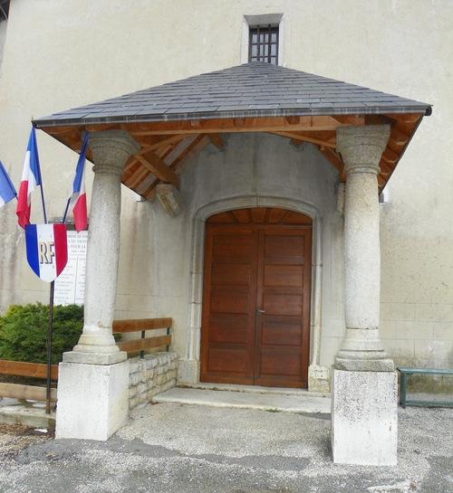 L'église de Longecombe