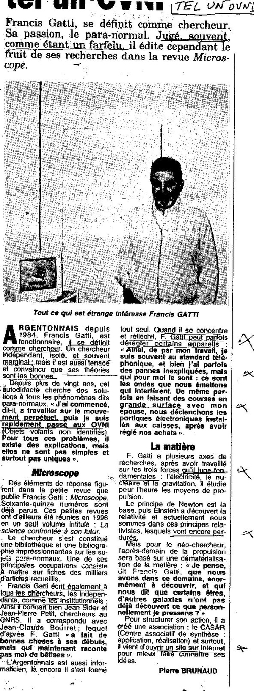 Article  infamants la nouvelle république et Berry centre France