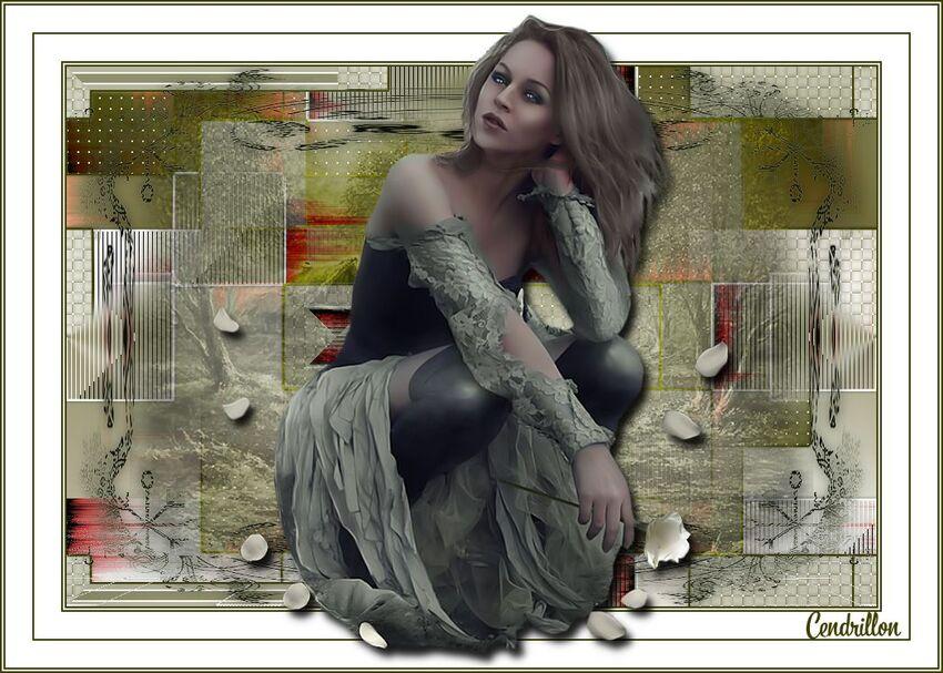 Amandine - Creation Jeannine