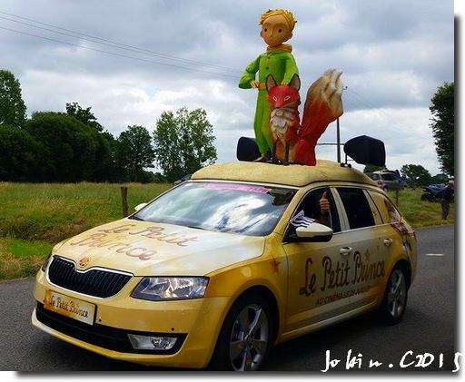 Suite Caravane du Tour de France 2015