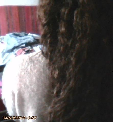 Ma routine cheveux