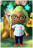 moi dans animal crossing new leaf