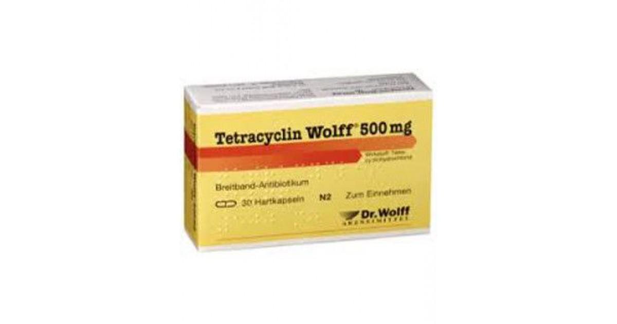 Тетрациклин поможет от геморроя
