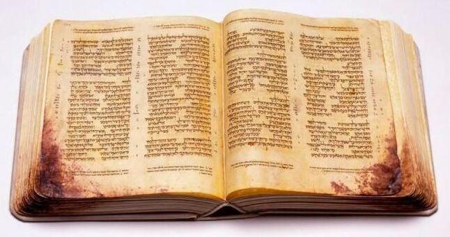 Le mystère persistant du Codex d'Alep - Par Uri Shapira - InterBible