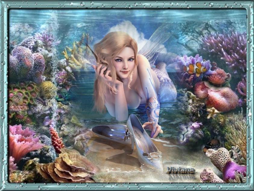 Allo jolie sirène
