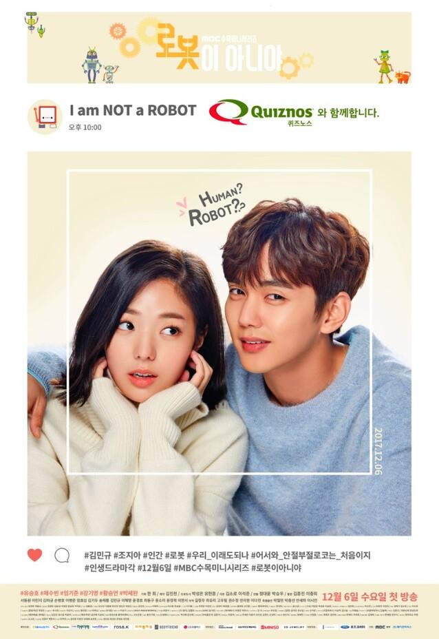 Mon avis sur I Am Not A Robot (drama coréen)