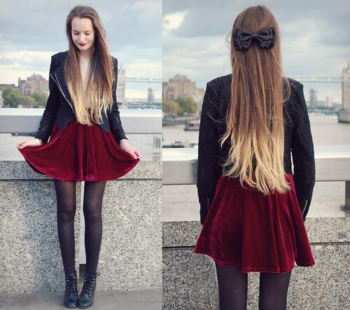 Les plus belles tenues pour l'automne ♥