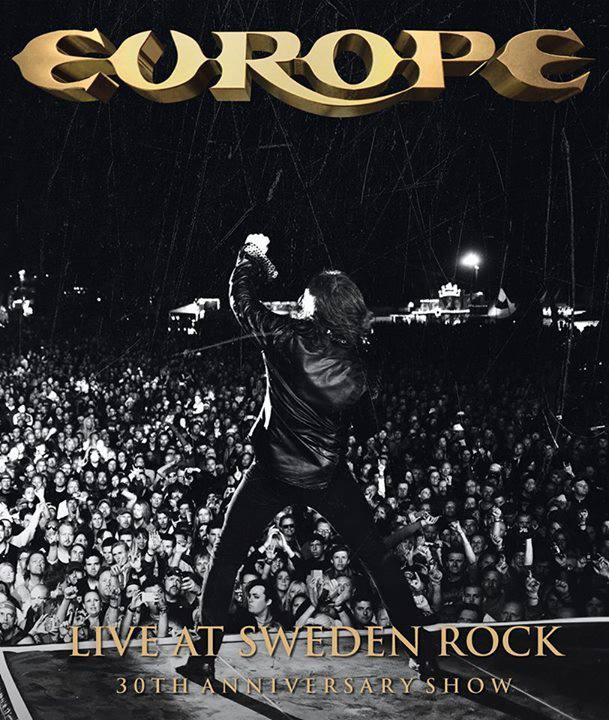 europe dvd sweden rock